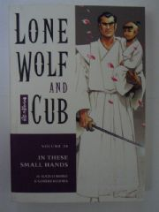 Lone Wolf and Cub Volume 24 TPB US 1st Edition